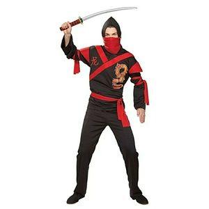 Ninja warrior Halloween Costume for men